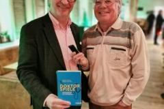 Robert Sommer mit seinem neuen Buch