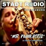 "Zu Gast in unserer Stadt – ""Mr. Funkastic"" Michal Oberman"
