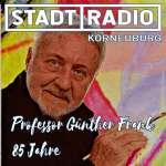 Prof.Günther Frank: 85 Jahre zwischen Malerei und Bühne